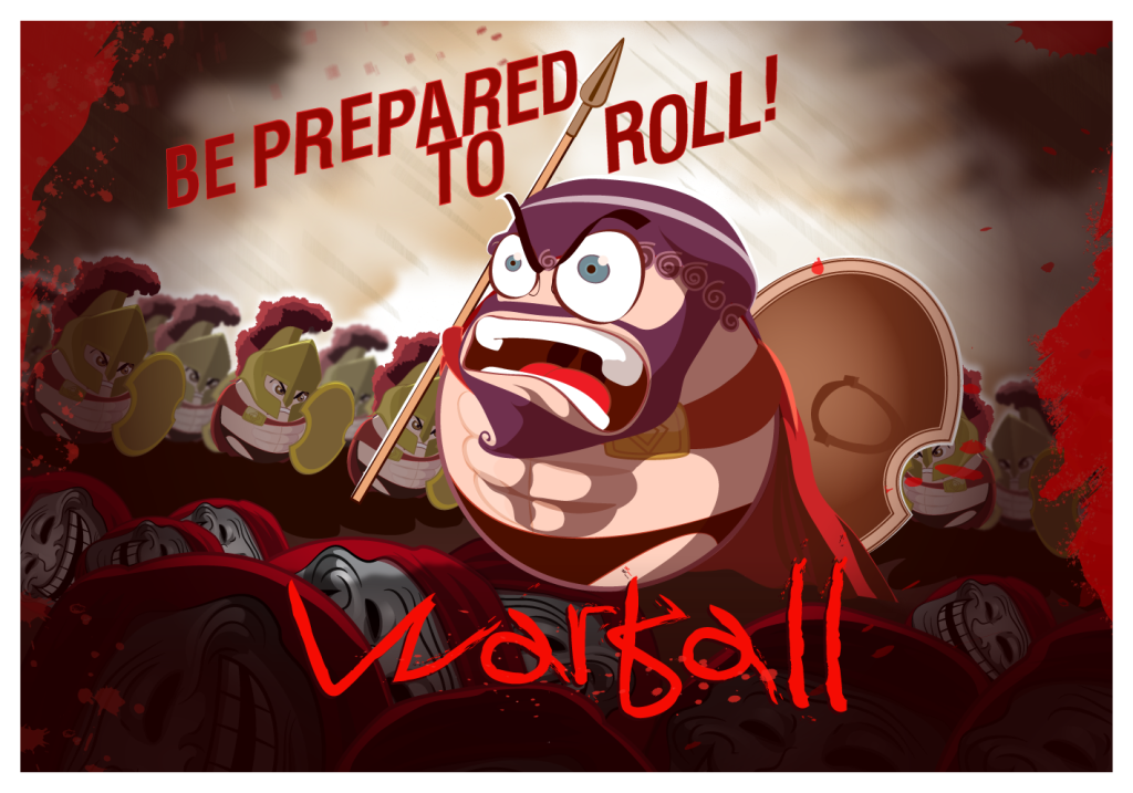 Warball - Rolling Legend